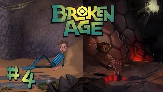 Broken Age: Chapter 2 Part 4 - MECHANIC ASCEND (Story Adventure)