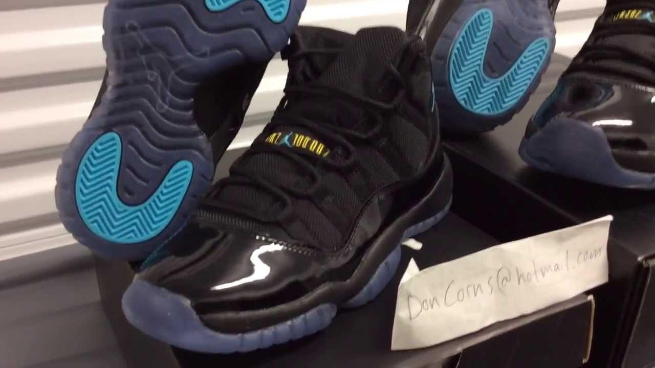 outlet store 94c5c c9abe Jordan Retro 11 Gamma blue for sale www.sneaksonice.bigcartel.com
