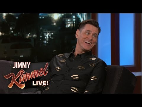 Jim Carrey on His Trump Art