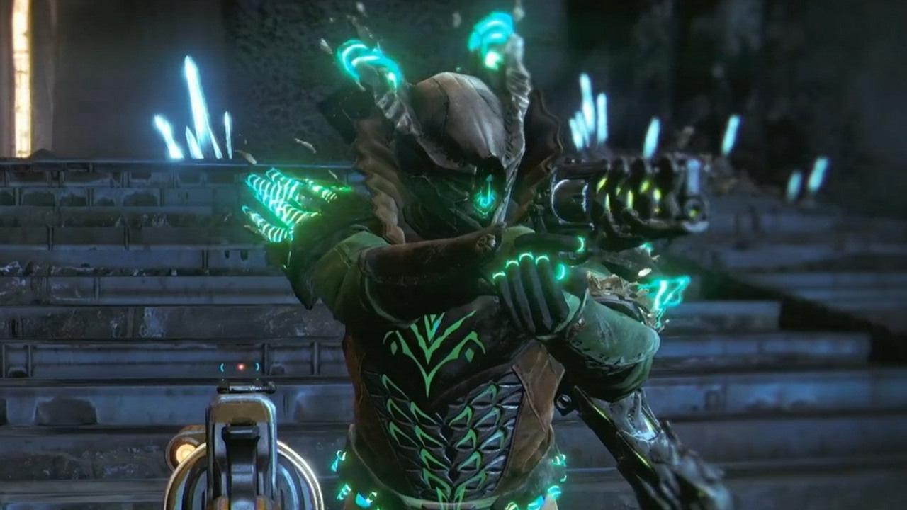 destiny: age of triumphs crota's end raid weapon and armor set
