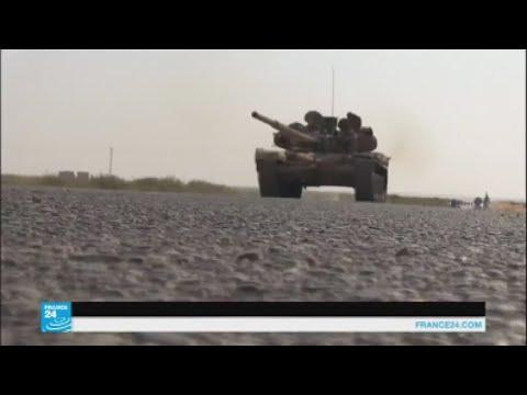 تنظيم -الدولة الإسلامية- يشن هجوما مضادا على ديرالزور