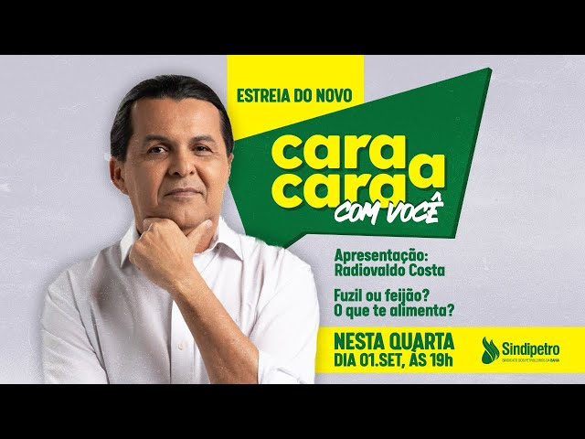 #CARAaCARAcomVOCÊ:  Fuzil, Feijão e o País da Contra Mão