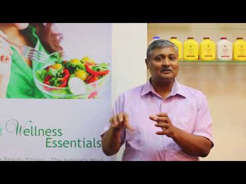 Software professional turns entrepreneur - Testimonial Wellness Essentials