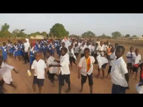 Salusbury (London) & Mbollet Ba (Gambia) primary schools exchange