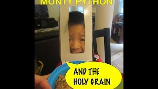 How To Cook Healthy Whole Grains For Kids : The Holy Grain Part 1 - Quinoa Risotto