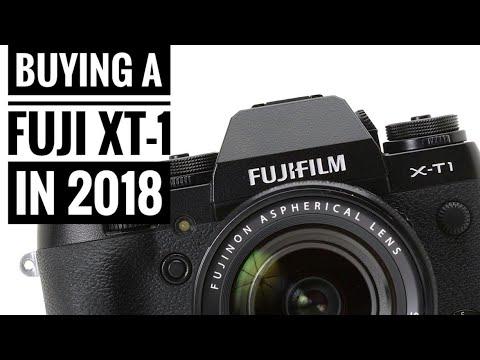 Getting the Fujifilm XT-1 in 2018 + Guide