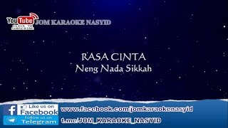 Download Neng Nada Sikkah - Rasa Cinta + Karaoke Minus-One HD