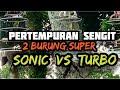 Pertempuran Sengit Sonic Vs Turbo Kecial Kuning Lombok Monche Begerik  Mp3 - Mp4 Download