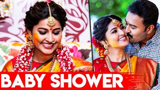 Sneha's Baby Shower Function | Adorable Seemantham Function, Prasanna | Hot Tamil Cinema News