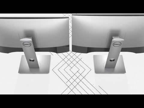 Dell UltraSharp 27 4K And 25 QHD USB-C Monitors