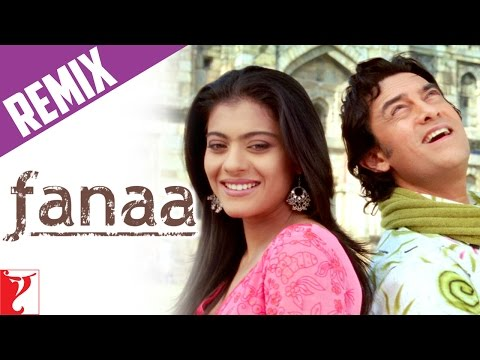 Remix: Fanaa For You (Chand Sifarish Club Mix) Song | Fanaa | Aamir Khan | Kajol | Shaan