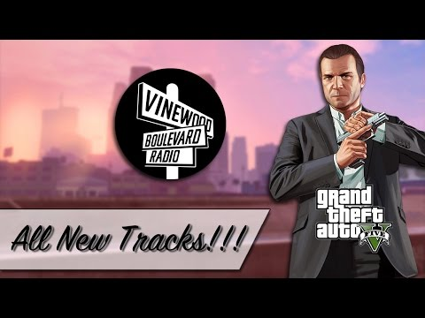 Vinewood Boulevard Radio - GTA V Radio (Next-Gen)