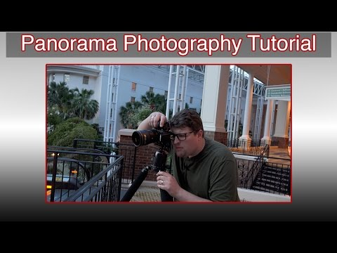 Panorama Photography Tutorial: Shooting And Stitching From Opryland Resort