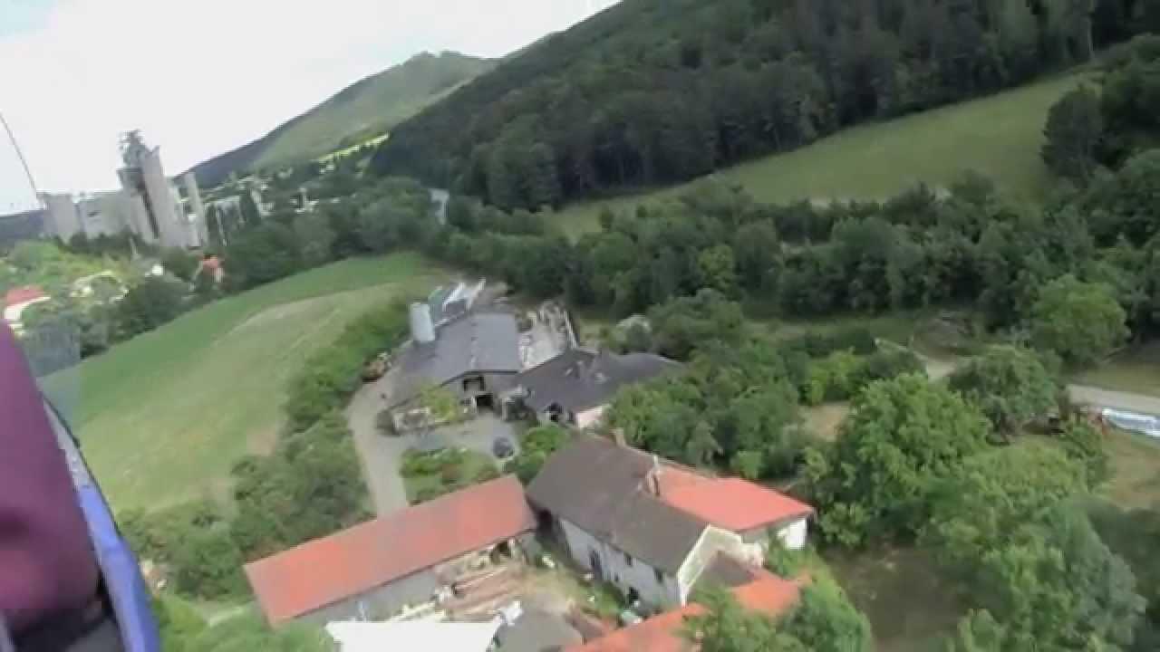Rundflug mit Gyrocopter - Piestingtal