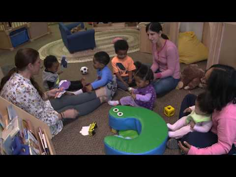 Inclusive Childcare: WBGU-PBS & Toledo Day Nursery