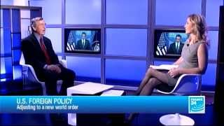 FRANCE 24 The Interview - Graham Allison, Dir of the Belfer Center for Science and Int