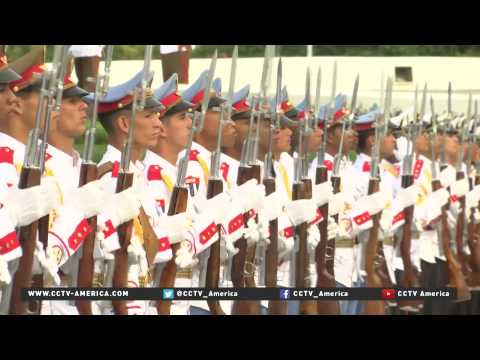 China's General Visit To Cuba Drive Military Exchanges