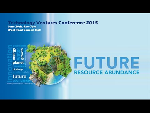 """TVC 2015: Charlie Paton (Seawater Greenhouse) on """"Just Add Water – a climate recipe"""""""