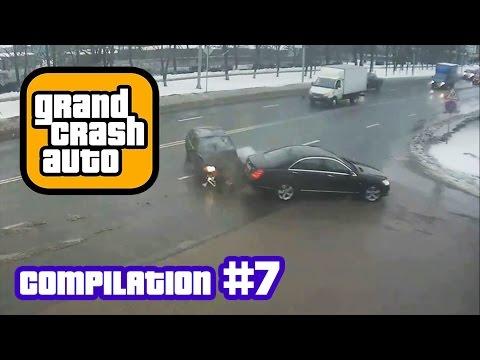 видео: Лучшая Подборка Аварий и ДТП || #7 || Car Crash Compilation 2016 || 18+