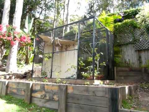 Gorgeous Garden Aviary For Finches 1 Youtube
