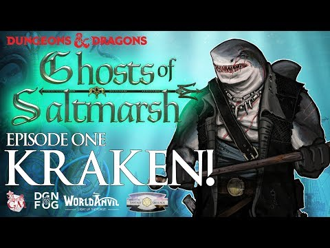 Eps1. Kraken, Ghosts Of Saltmarsh Dungeons And Dragons