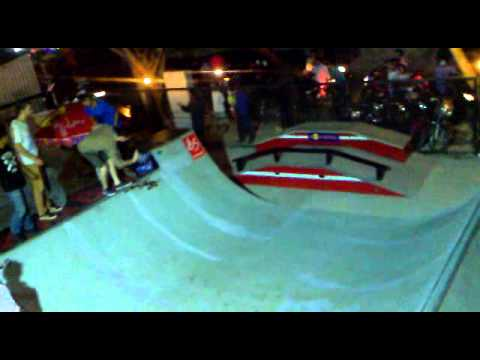EN DEE Garden HCMC VN SKATEBOARD RAMP Opened 31January2015