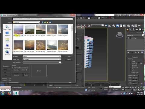 Building desing | Autodesk 3ds max Bangla Tutorial | Arif's Tutorial