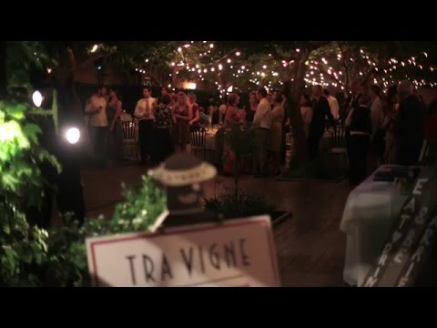 St. Helena CA - Travigne Restaurant Closing Tribute
