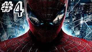 The Amazing Spider-Man - Gameplay Walkthrough - Part 4 - RHINO CREATURE (Video Game)(The Amazing Spider-Man Gameplay Walkthrough Part 1 (Video Game): http://www.youtube.com/watch?v=QPJNLbNz1K4 The Amazing Spider-Man Playlist: ..., 2012-06-28T18:03:45.000Z)