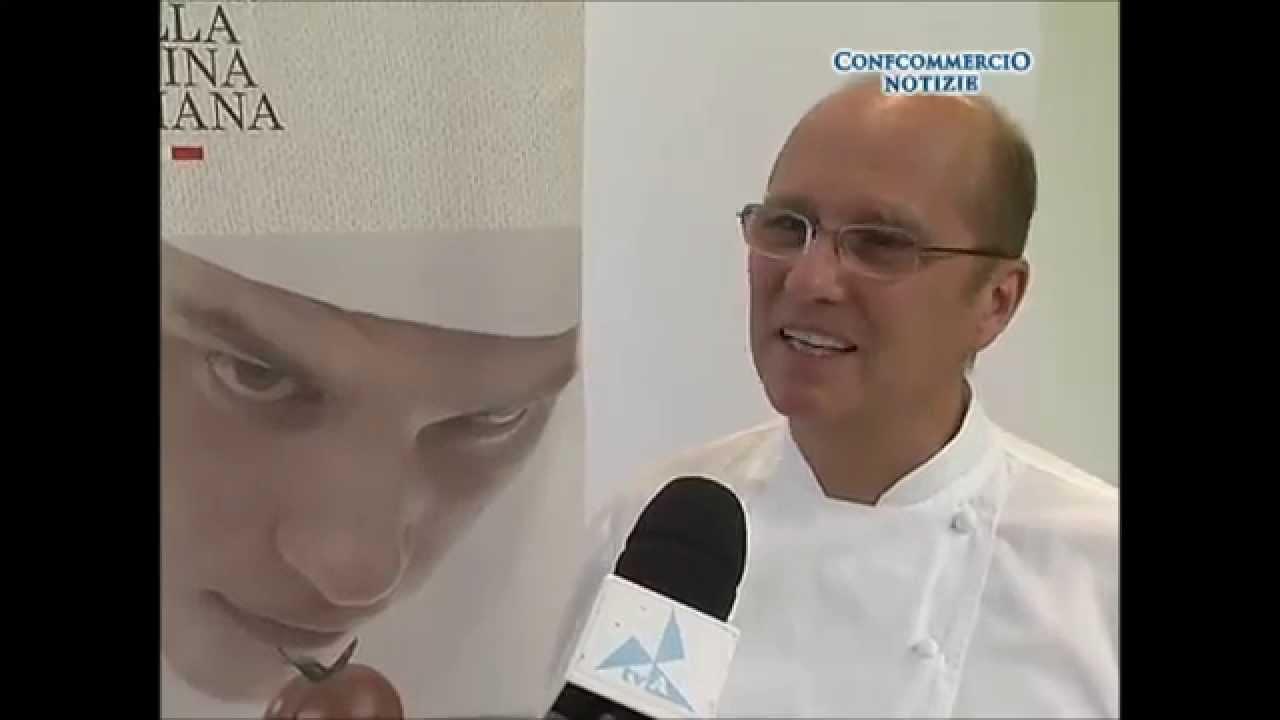 la lezione di heinz beck al master cucina italiana