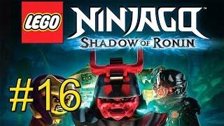LEGO Ninjago Тень Ронина {PS Vita} часть 16 — Свободная Игра #1