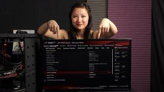 How to Update UEFI BIOS: Asus VIII Hero Motherboard: Ver 0603
