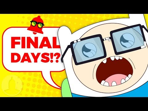 Adventure Time's Time is Up! -  Notification Squad S4E5 | Channel Frederator