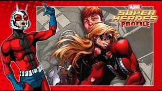 [SHP] 31 ประวัติ Scott Lang - Ant Man คนที่สองผู้สยบ Dr.Doom !!