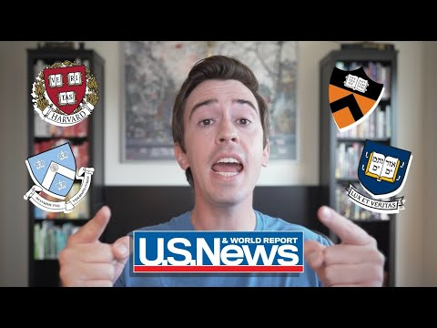 How Does U.S. News Calculate College Rankings?
