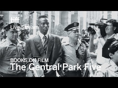 Books on Film: Sarah Burns on The Central Park Five | TIFF Uncut