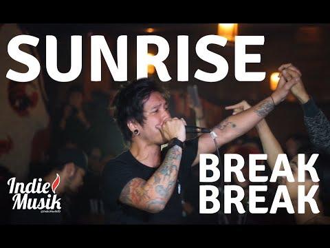 SUNRISE - BREAK BREAK | LIVE @No Name Bar Mp3
