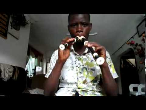 How to play Deck the Halls with two recorders by Big John