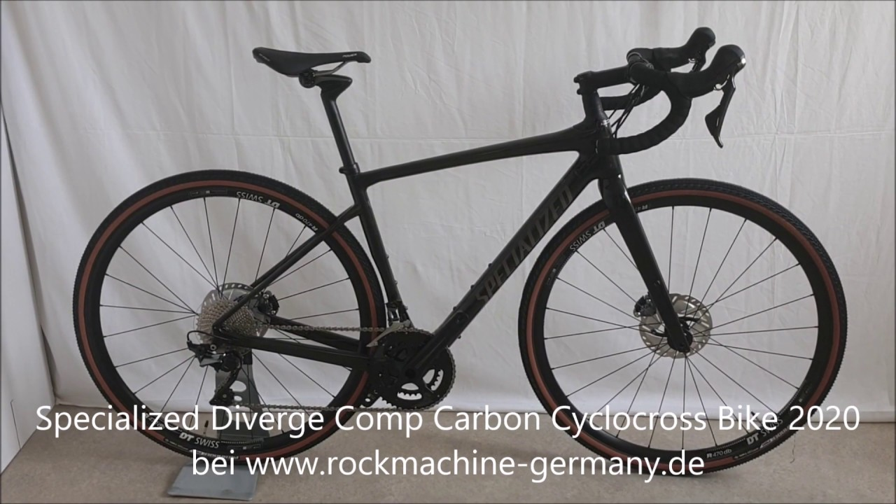 2020 Specialized Diverge Review.New Specialized Diverge Comp Carbon Cyclocross Bike 2020