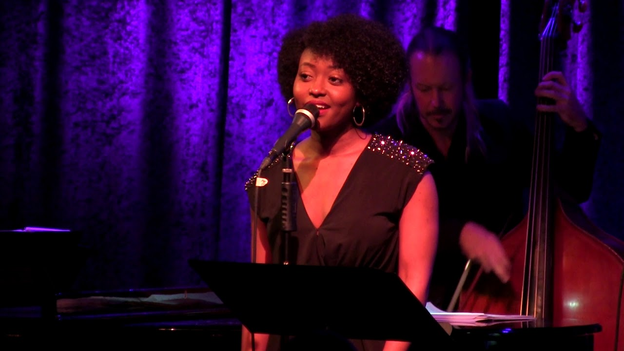 "Aisha Jackson - ""You Want Time"" (from THE VIOLET HOUR; Will Reynolds & Eric Price)"
