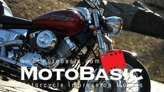 ドラッグスター400 (DS4/ヤマハ/2012) バイク試乗インプレ・レビュー YAMAHA Dragstar 400 REVIEW