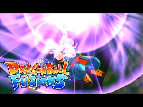 The Fan Boys Are Gunna LOVE This! BEAM CLASH!- Dragon Ball Fusions Playthrough Part 4