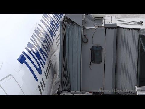ZURICH: Turkish Airbus A330-223 TC-JIR, THY20D/TK1908 ZRH-IST Departure