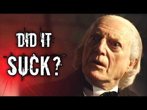 DID IT SUCK? - Doctor Who [TWICE UPON A TIME REVIEW]