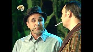 Уральские пельмени - два соседа по даче