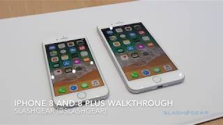 iPhone 8 Plus walkthrough