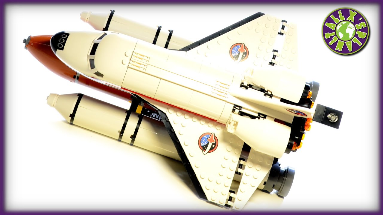 lego space shuttle bauplan - photo #44