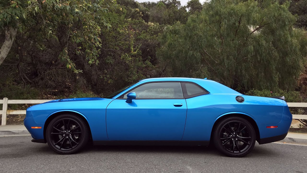 2016 Dodge Challenger Sxt Plus >> Duke S Drive 2016 Dodge Challenger Sxt Plus Youtube