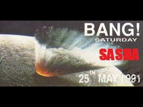Sasha Mc Lenni Man Paris Pandemonium Bang May 1991