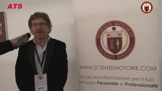 Testimonianza - Sergio Talarico Summit Scienze Motorie Milano 2016
